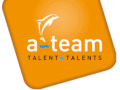 Logo a-team Personalmanagement